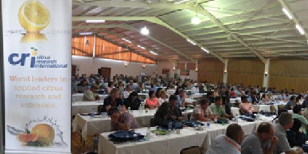 Paltrack sponsors CRI Postharvest Workshops
