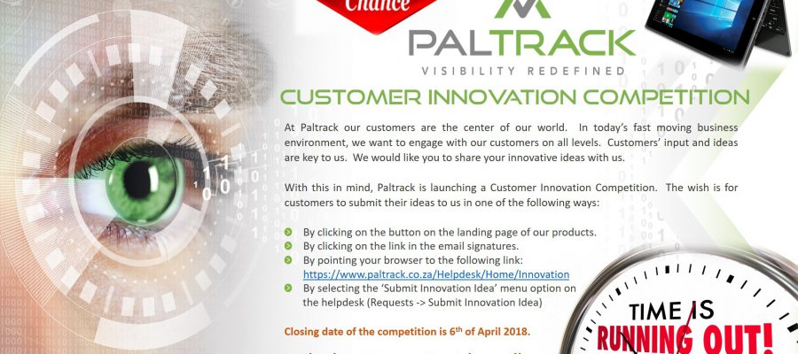 CUSTOMER INNOVATION COMPETITION