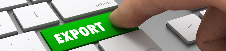 Exporter software solutions